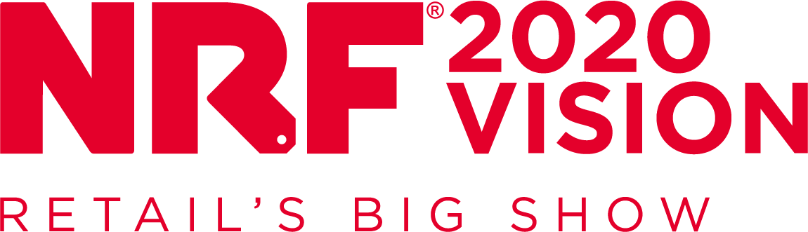 NRF 2020 Vision: Retail's Big Show. Convention and EXPO: January 12-14, 2020. Jacob K. Javits Convention Center, NYC. #NRF2020
